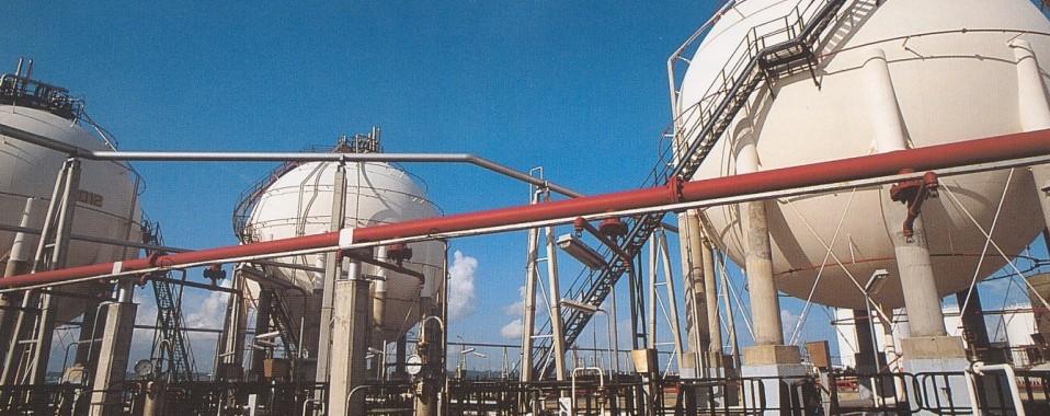 LPG Storage Installation
