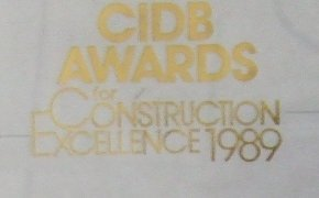 CIDB Awards Construction Excellence 1989 for Changi International Exhibition and Convention Center