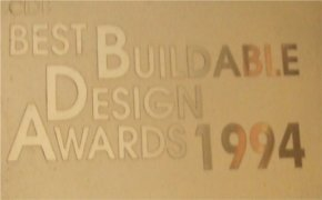 CIDB Best Buildable Design Awards 1994 for Construction Industry Training Institude
