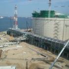 Singapore LNG Terminal