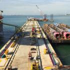 300M Finger Pier to Existing Shipyard for Keppel FELS Ltd